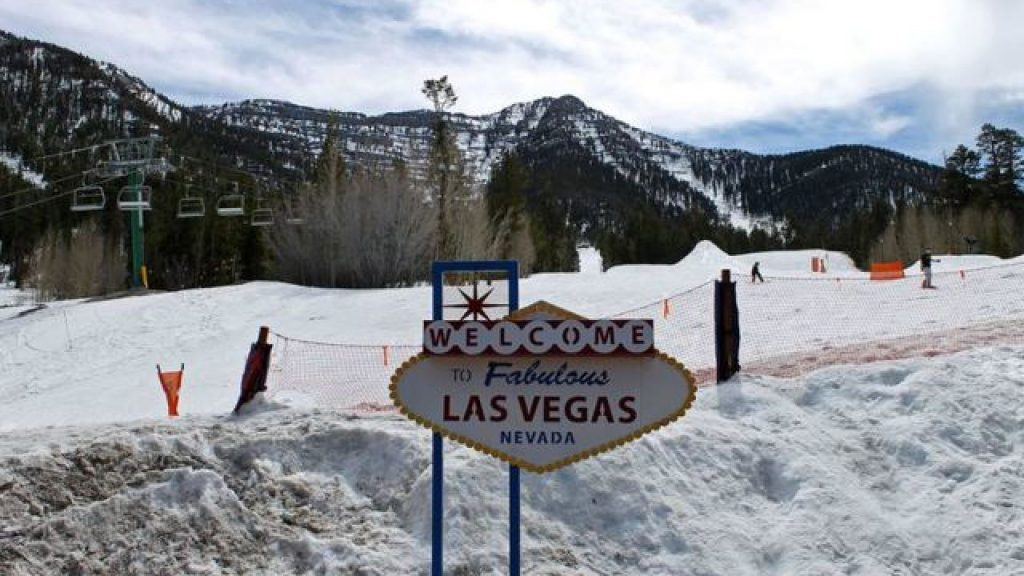 Outdoor Activities in Vegas